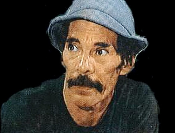 Seu Madruga, personagem do Chaves