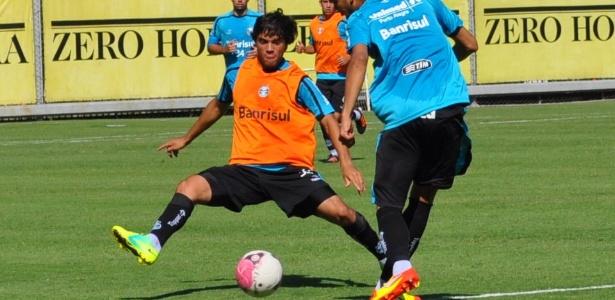 Misael recebe propostas e pode deixar o Grêmio para atuar regularmente neste ano - Marinho Saldanha/UOL Esporte