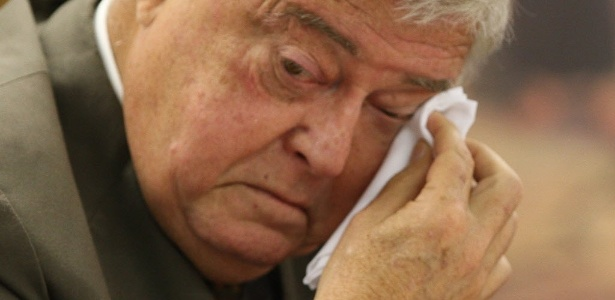 Ricardo Teixeira processa Datena depois de ouvir ofensas (2011)