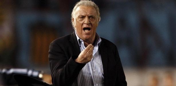 Basile foi o técnico no último título da Argentina, a Copa América de 1993