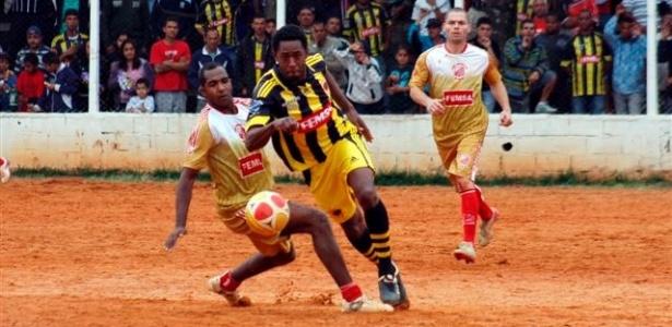 Lance do Adega na Copa Kaiser 2011: time manteve só 9 jogadores da equipe