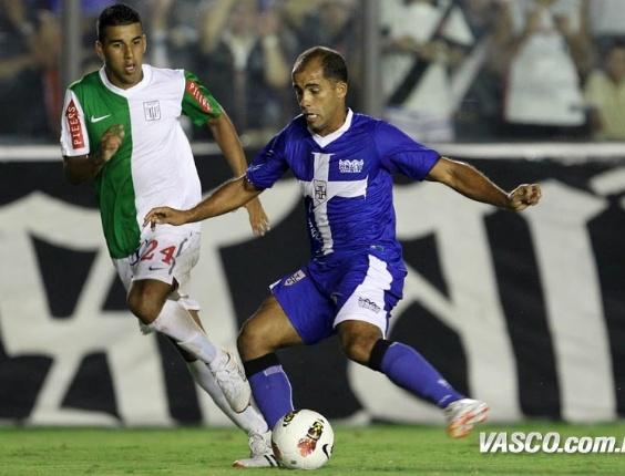 Felipe entrou no segundo tempo e foi o destaque do Vasco na vitória sobre o Alianza-PER