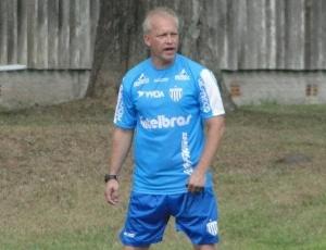 Mauro Ovelha não se comoveu com o pedido de desculpas de Gilmar e desejou sorte ao atacante
