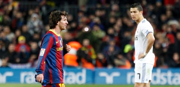 Com CR7 e Messi afiados 148de5bbfe0c2