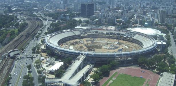 Reforma do estádio começou orçada em R$ 705 milhões; hoje, a previsão é de R$ 859 milhões