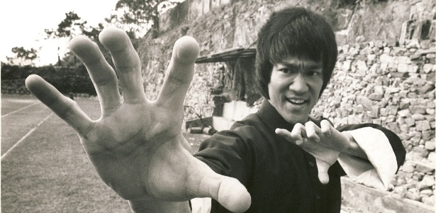 Bruce Lee para comparação com Pacquiao - Divulgação/Warner