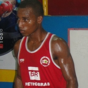 Robson Conceição disputará o Pan-2011 na categoria 60 kg