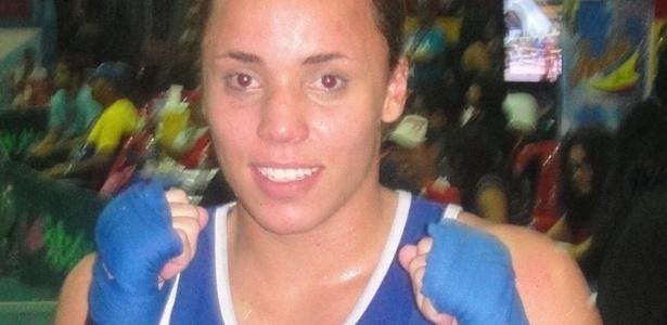 Roseli Feitosa representa o Brasil na categoria 75 kg