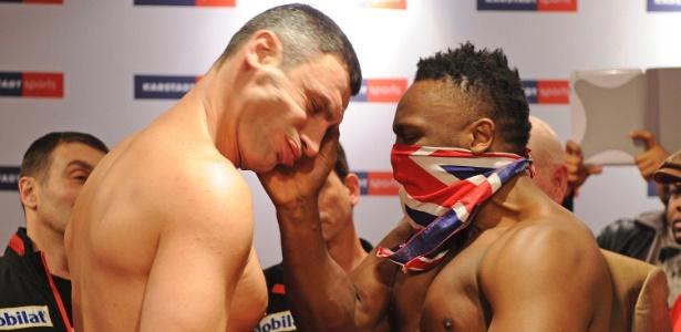 Presidente do Conselho Mundial de Boxe condenou atitude de Dereck Chisora