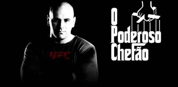 Dana White não manda sozinho no UFC, mas se transformou na imagem da marca
