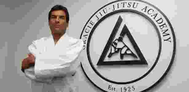 Rorion Gracie foi o criador do UFC e um dos principais difusores do jiu-jitsu brasileiro - Arquivo Pessoal