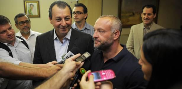Omar Aziz e Lorenzo Fertitta acertaram edição do UFC em Manaus para agosto de 2012