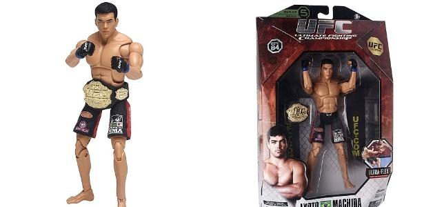 Lyoto Machida vira boneco do UFC
