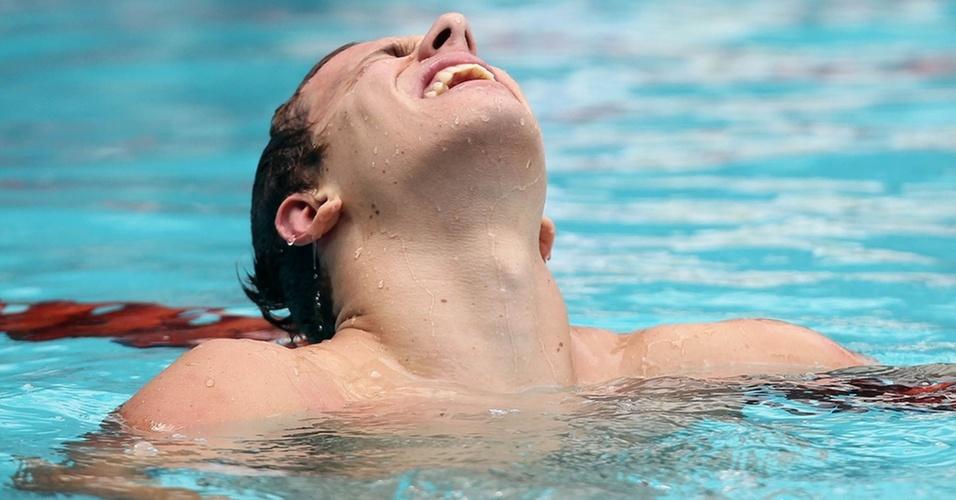 Cesar Cielo vence os 50 m livre do Campeonato Brasileiro