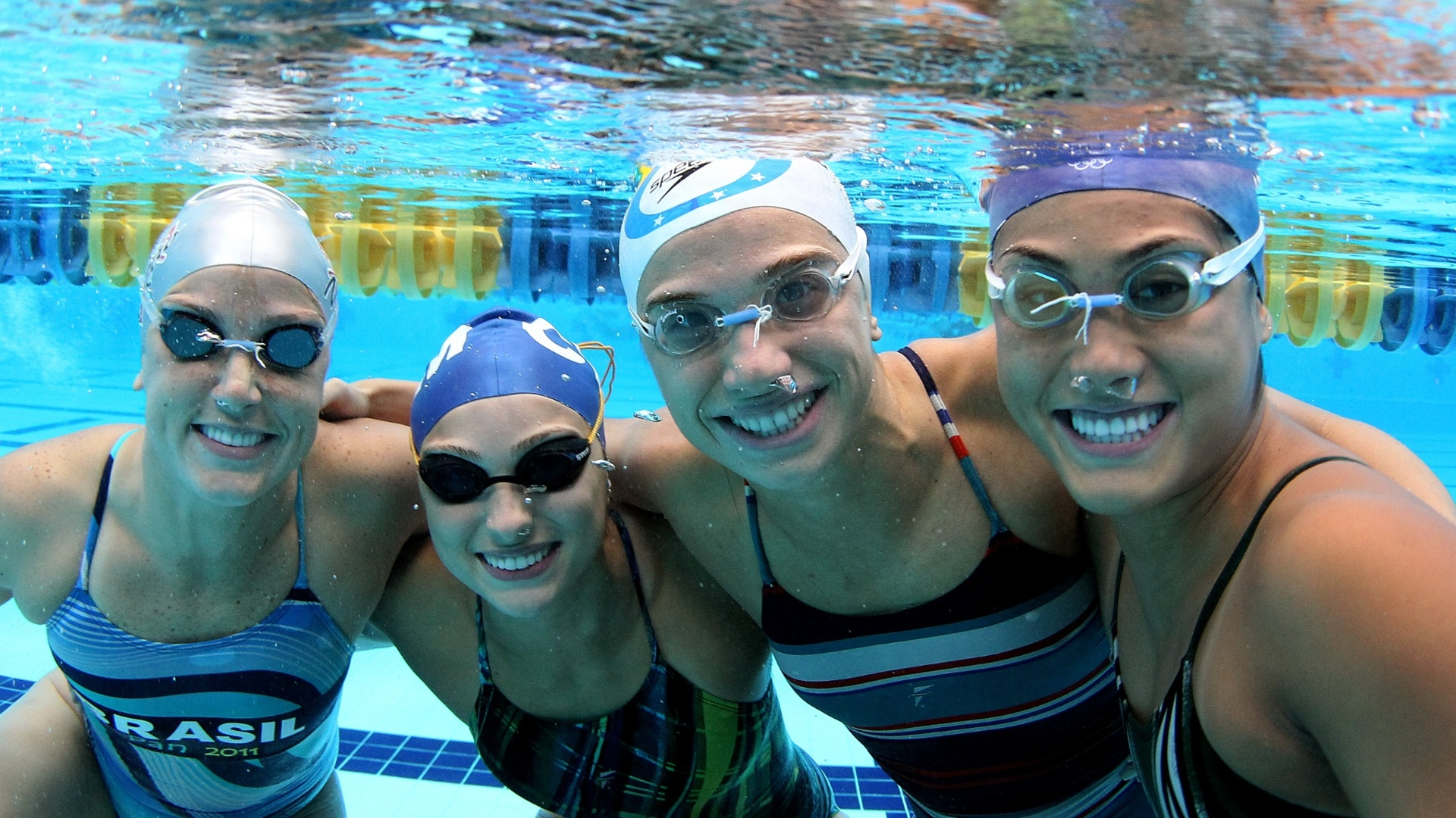 A equipe de natação do Brasil contará com 38 atletas no Pan de Guadalajara, dos quais 20 são mulheres