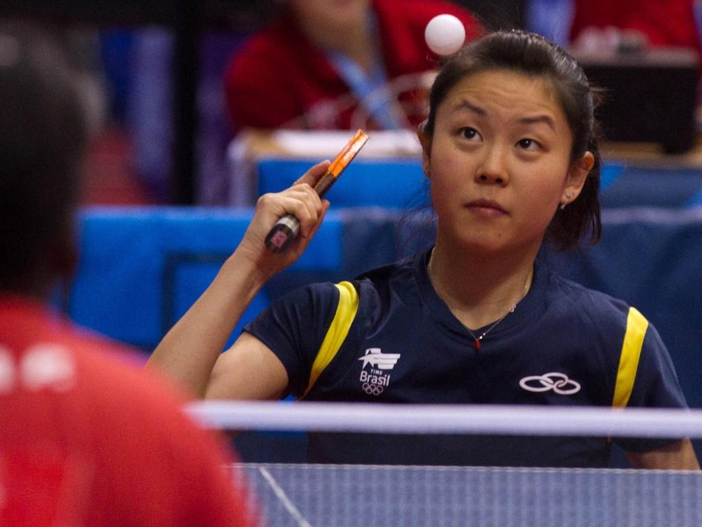 A brasileira Jessica Yamada perdeu por 3 sets a 0 para Paula Medina, da Colômbia, no primeiro duelo entre os dois países