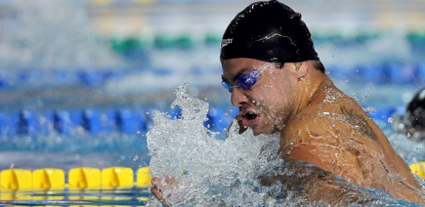 Felipe França: ouro nos 100 m peito e bronze na eleição dos melhores corpos do Pan