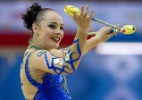 Angélica conquista 1ª prata no individual da ginástica rítmica do Brasil em Pans