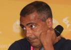 Romário sobe ao plenário da Câmara para agradecer à Record e criticar a CBF
