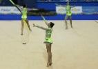 Atletas falham individualmente, e time de ginástica salva Brasil de pior dia no Pan