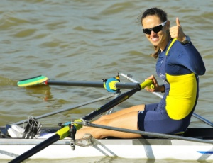 Fabiana Beltrame diz que não tem chance de ganhar medalha nos Jogos de Londres-2012