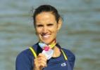 Fabiana Beltrame não confirma favoritismo e fica com a prata