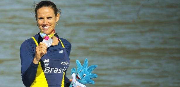 Fabiana Beltrame era favorita por conquistar a medalha de ouro no último Mundial