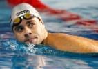 Cansado da rotina do Pan, Thiago Pereira só pensa em fugir da imprensa e dormir