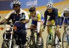 Ciclismo 'economiza' medalhas com prova 'seis em um' e chama a atenção com motinho