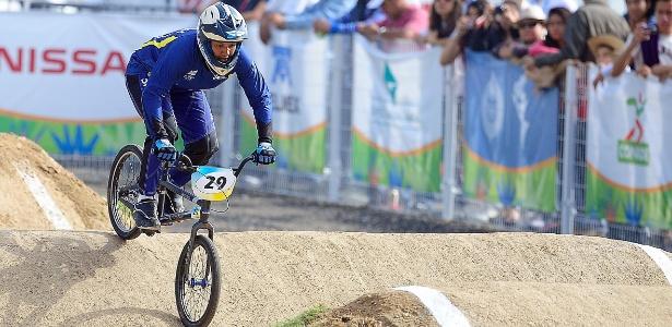 Sexto lugar no Pan na prova de BMX, Naiara Silva estranhou a pista de Guadalajara