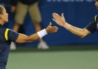 Com trapalhadas da arbitragem, dupla brasileira conquista o bronze na chave mista do tênis
