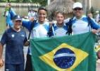 Com neto de João Saldanha e Bimba, vela brasileira fecha o Pan com cinco ouros