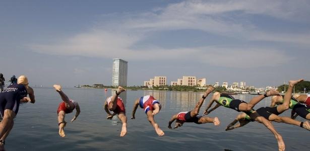 Puerto Vallata foi palco de seis medalhas de ouro da delegação brasileira no domingo