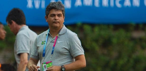 Ney Franco procurou minimizar a derrota para a Costa Rica e a eliminação do Pan