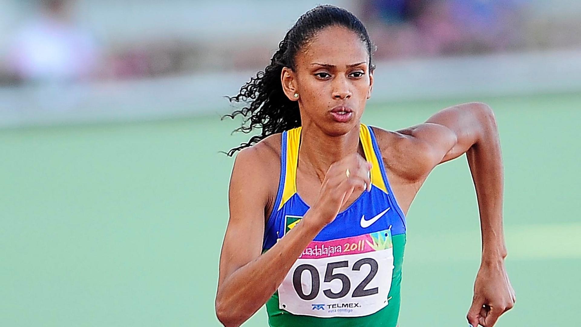 Christiane Ritz é atleta brasileira dos 800 m e disputa o Pan do México