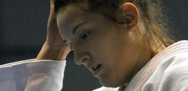 Mayra Aguiar se garantiu na disputa pelo bronze após cair nas quartas de final