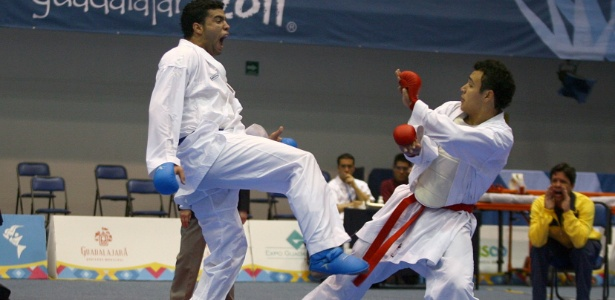Wellington Barbosa já garantiu ao menos a medalha de bronze para o Brasil