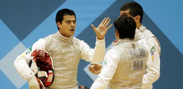 A equipe brasileira conquistou o bronze depois de derrotar o México por 45 a 43