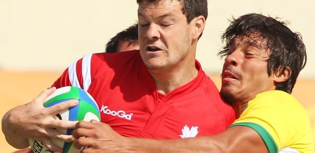 Brasil não segurou o Canadá no rúgbi e perdeu na estreia em Guadalajara