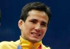 Após borrar a calça, Felipe Kitadai é ouro e faz Brasil quebrar recorde no Pan