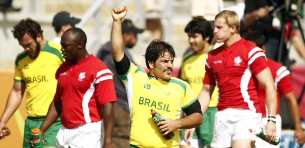 Seleção de rúgbi, de Lucas Rodrigues, estreou perdendo de 'goleada' e se recuperou
