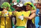 Rúgbi do Brasil fica em penúltimo e faz a festa da torcida com volta olímpica