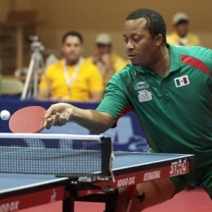 Nigeriano Jude Okoh disputa os Jogos Pan-Americanos de Guadalajara defendendo o México