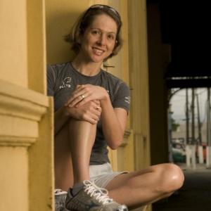 Carla Moreno foi medalha de prata no triatlo dos Jogos Pan-Americanos de Winnipeg em 1999