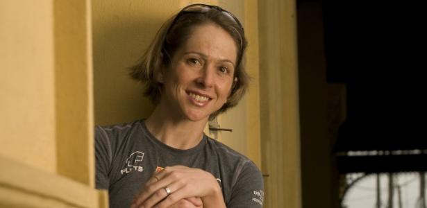 Carla Moreno é triatleta, mas poderia ser pedagoga, nutricionista, jornalista...
