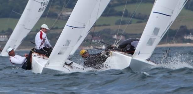 Robert Scheidt e Bruno Prada vencem evento-teste para Olimpíada de Londres-2012 (12/08/2011)