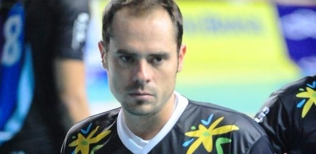 Levantador Ricardinho é eleito o melhor jogador da vitória do Vôlei Futuro sobre o lanterna São Caetano