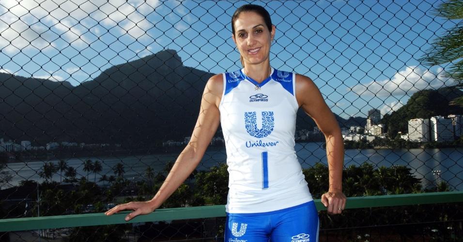 Fernanda Venturini retorna após quatro anos de aposentadoria e reforça a Unilever, do marido Bernardinho