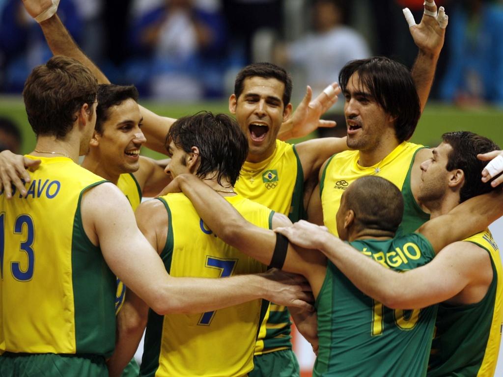 Brasil conquista o título pan-americano no Rio-2007