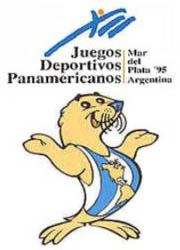 Pôster do Pan de 1995, Mar del Plata